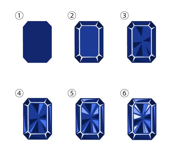 宝石イラスト2