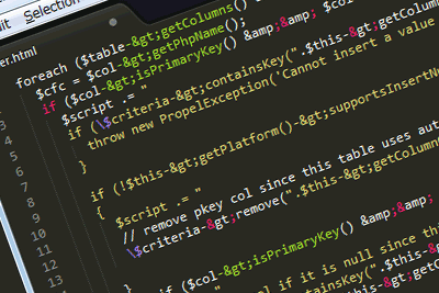 【symfony】Cannot insert a value for auto-increment primary keyの解消法