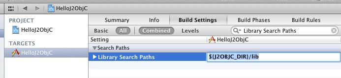 LibrarySearchPaths