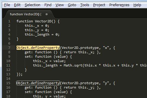 JavaScriptのObject.definePropertyを使ってみよう