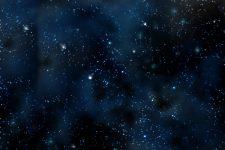 【Photoshop】簡単!キラキラ輝く星空の描き方