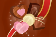 もうすぐバレンタイン!リアルなチョコレートイラストの描き方
