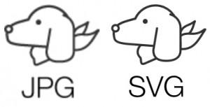 jpgとsvg比較(200%表示)