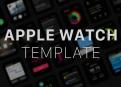 【動作確認サイトあり】デザインに使いたいApple WatchのフリーPSD素材20選