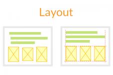 【Webデザイン入門 7】まずはレイアウトの基本の「き」