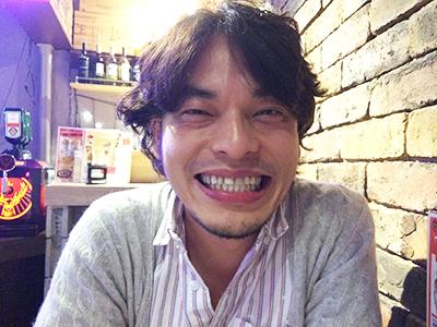 社長の笑顔