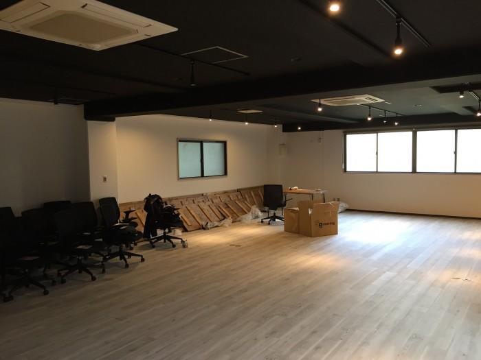 SONICMOOVの新しいオフィス