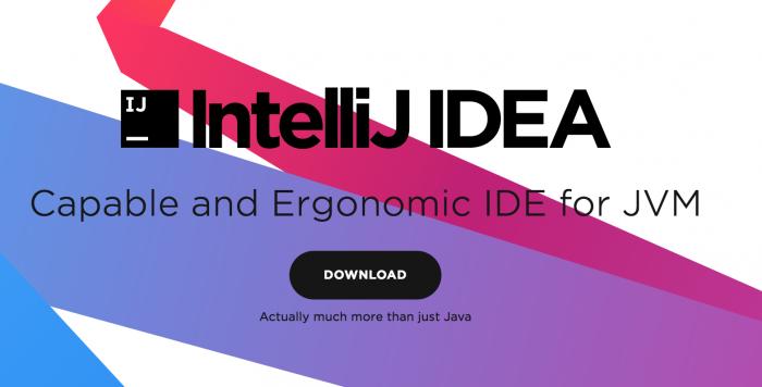 多言語対応の統合開発環境エディタIntelliJ IDEA