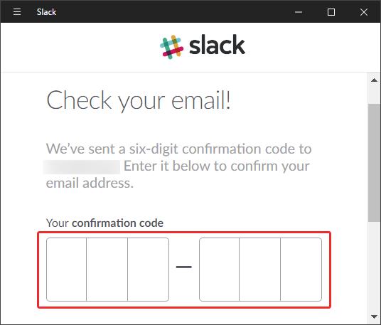 再度、認証コードを入力