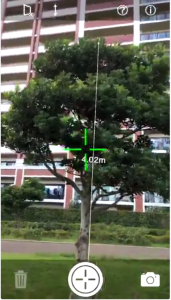 measuAR使い方の画像:sonicmoov