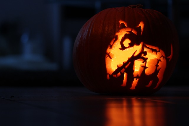 ハロウィンの画像:ソニックムーブ