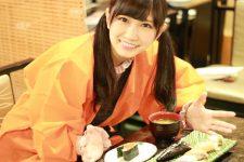 【MIXイベント報告】くるみんが握ったお寿司を食べられてHappy♪