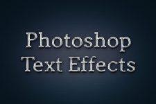書き換えるだけ!おすすめのPhotoshop文字加工エフェクト14選