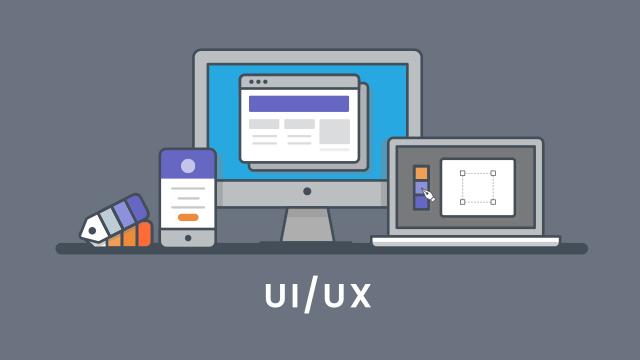 UI UXの無料イラスト