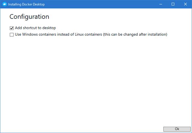 WindowsにDockerをインストール