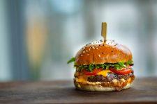 コピペで使える様々なハンバーガーメニューアニメーションHamburgers