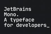 目の疲れを考慮した開発者のためのフォントJetBrains Monoを試してみた